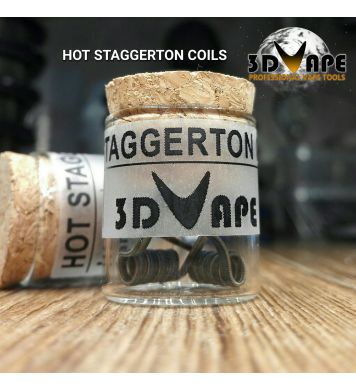 HOT STAGGERTON COILS - 2 шт